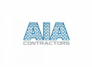 AIA CONTRACTORS Logo - Entry #69