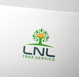 LnL Tree Service Logo - Entry #87