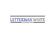 Letterman White Consulting Logo - Entry #10