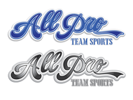 All Pro Team Sports Logo - Entry #7