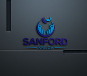 Sanford Krilov Financial       (Sanford is my 1st name & Krilov is my last name) Logo - Entry #80