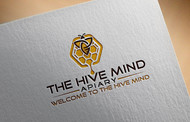 The Hive Mind Apiary Logo - Entry #58