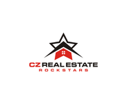 CZ Real Estate Rockstars Logo - Entry #132