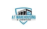 A1 Warehousing & Logistics Logo - Entry #43