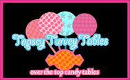 Topsey turvey tables Logo - Entry #137
