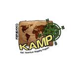 KAMPcoordinator : Kids' Adventure Mapping Program   Logo - Entry #14