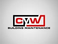 CMW Building Maintenance Logo - Entry #470