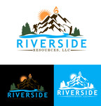 Riverside Resources, LLC Logo - Entry #63