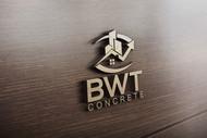 BWT Concrete Logo - Entry #278