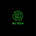 B3 Tech Logo - Entry #131