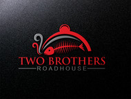 Two Brothers Roadhouse Logo - Entry #42