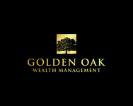 Golden Oak Wealth Management Logo - Entry #109