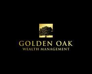 Golden Oak Wealth Management Logo - Entry #109