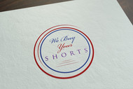 We Buy Your Shorts Logo - Entry #6