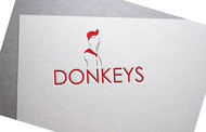 DONKEYS Logo - Entry #22