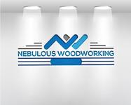 Nebulous Woodworking Logo - Entry #49
