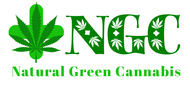 Natural Green Cannabis Logo - Entry #54