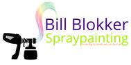Bill Blokker Spraypainting Logo - Entry #9