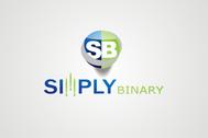 Simply Binary Logo - Entry #35
