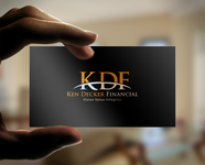 Ken Decker Financial Logo - Entry #124