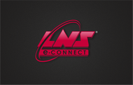 LNS Connect or LNS Connected or LNS e-Connect Logo - Entry #71
