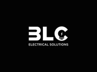 BLC Electrical Solutions Logo - Entry #362