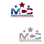Mechanical Construction & Consulting, Inc. Logo - Entry #41
