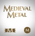 Medieval Metal Logo - Entry #37