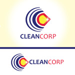 B2B Cleaning Janitorial services Logo - Entry #91