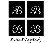 Ba Ba Bling baby Logo - Entry #4