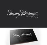 Susan Strauss Design Logo - Entry #172