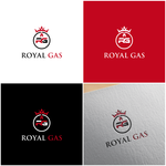 Royal Gas Logo - Entry #33