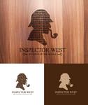 Inspector West Logo - Entry #178