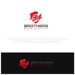 Brothers Security Logo - Entry #35