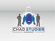 Chad Studier Insurance Logo - Entry #324