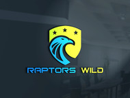 Raptors Wild Logo - Entry #129