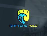 Raptors Wild Logo - Entry #129