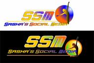 Sasha's Social Media Logo - Entry #82
