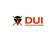 DUI Checkpoint Finder Logo - Entry #10