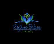 Rhythmic Balance Naturals Logo - Entry #94