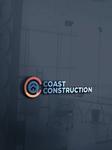 CA Coast Construction Logo - Entry #25