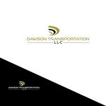Dawson Transportation LLC. Logo - Entry #76