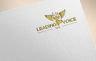 Leading Voice, LLC. Logo - Entry #43