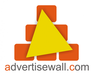 Advertisewall.com Logo - Entry #30