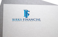 Birks Financial Logo - Entry #147