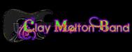 Clay Melton Band Logo - Entry #10