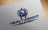 Heavyweight Jiujitsu Logo - Entry #172