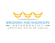 Jergensen and Waddoups Orthodontics Logo - Entry #102