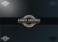 Choate Customs Logo - Entry #459