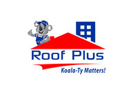 Roof Plus Logo - Entry #294